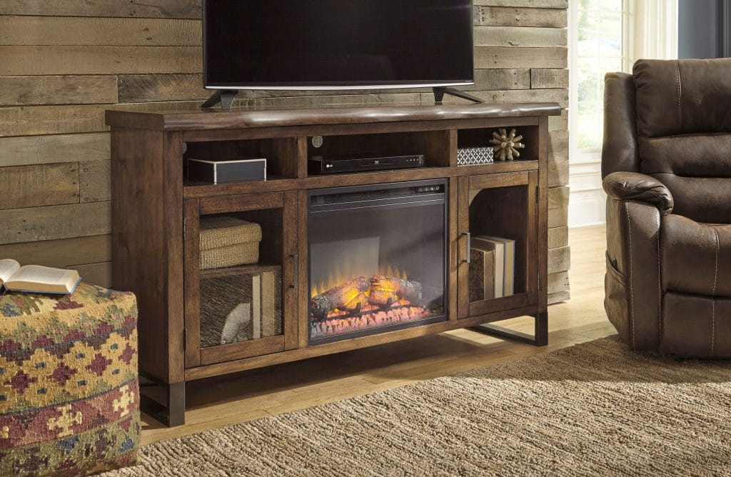 10 Warmest Electric Fireplace Stands To Set Your TV And Trivias On