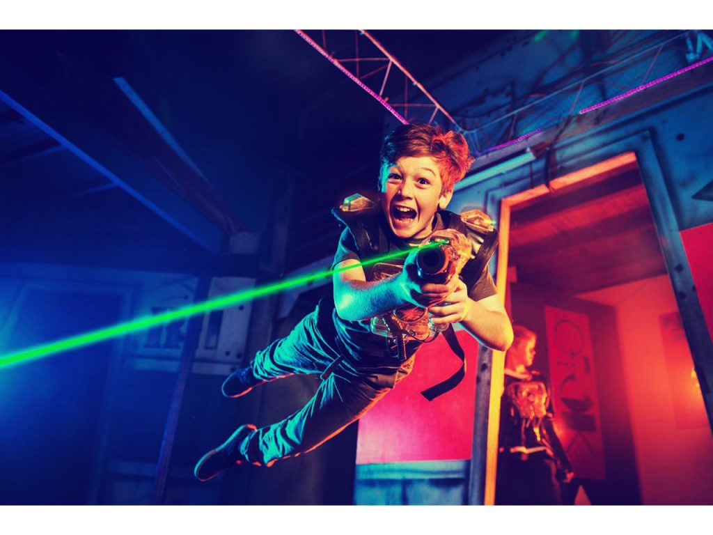 6 Greatest Laser Tag Sets For Adults And Children Of All Ages