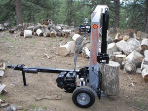 22 Ton Dirty Hand Tools Log Splitter Vertical 300x225 image