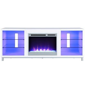 Ameriwood Home Lumina Fireplace TV Stand 2 300x300 image
