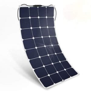 BougeRV 100W Flexible Solar Panel