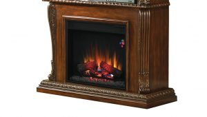 Classic Flames Corinth Electric Fireplace TV Stand 2 300x170 image