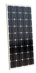 ECO-WORTHY Monocrystalline Solar Panel