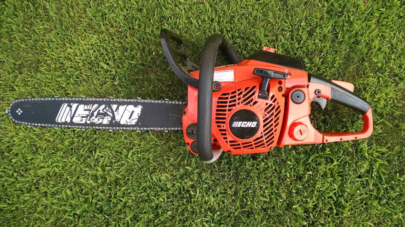 Good Echo cs 590 chainsaw for sale image