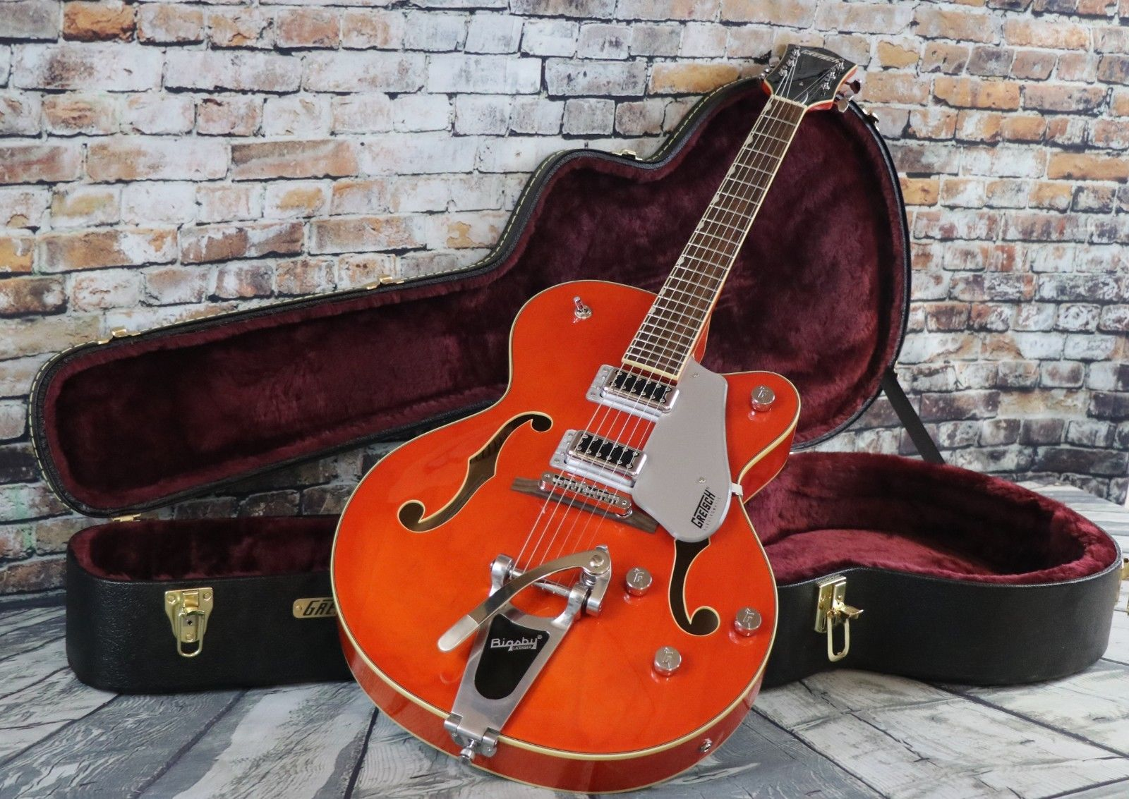 Gretsch G5420T Electromatic Hollowbody Electric Guitar w Gretsch TKL Case image