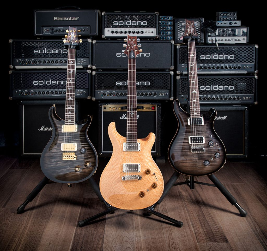 6 Luxurious PRS Guitars For Those Who Always Take The Best Of Music