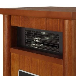 Homegear 1500 SqFt Infrared Electric Portable Space Heater 3