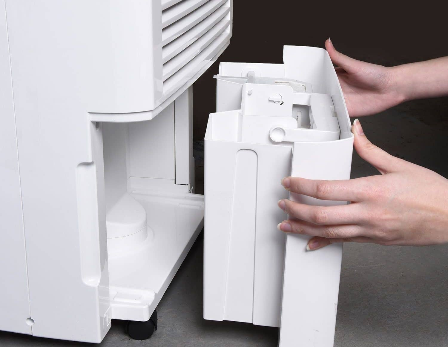 Ivation 70 Pint Dehumidifier removable tankIvation 70 Pint Dehumidifier removable tankIvation 70 Pint Dehumidifier removable tank