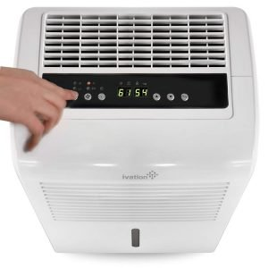 Ivation 70 Pint Energy Star Dehumidifier 2 300x300 image