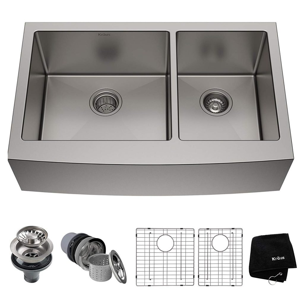 6 Best Farmhouse Sinks Mar 2019 Reviews Buying Guide