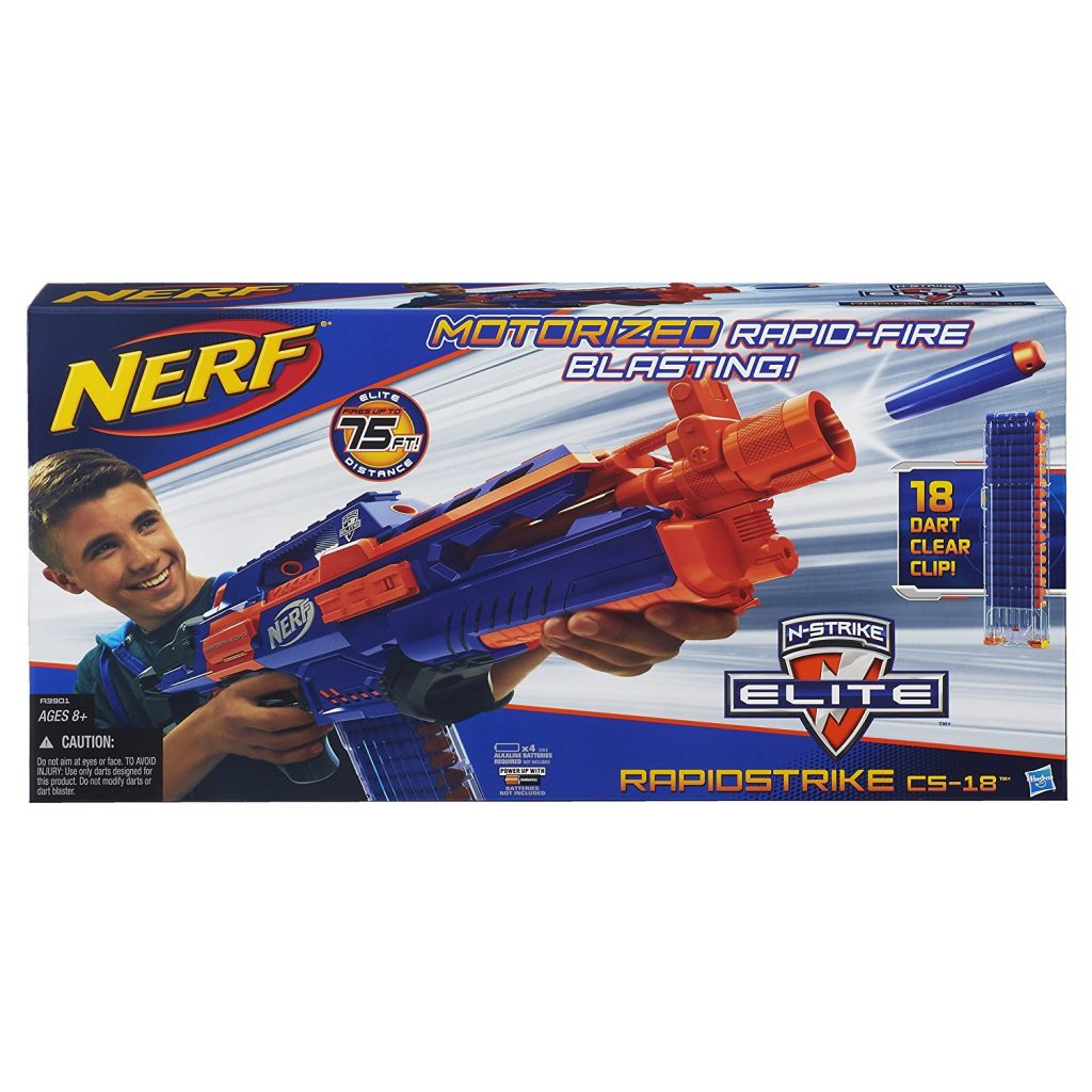 5 Best Nerf Sniper (Aug. 2019) - Reviews & Buying Guide