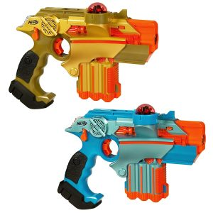 Nerf Official Lazer Tag Phoenix LTX Tagger 2 pack 1 300x300 image