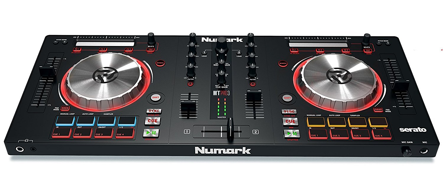 7 best dj controllers for beginners sept 2019 reviews buying guide. Black Bedroom Furniture Sets. Home Design Ideas