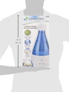 PureGuardian H940 Ultrasonic Cool Mist Humidifier 2