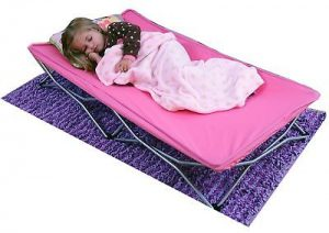 Regalo My Cot Portable Toddler Bed-2