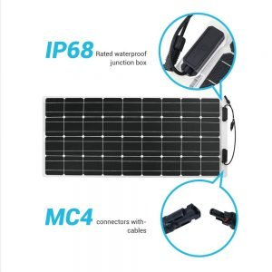 Renogy Flexible Monocrystalline Solar Panel-2
