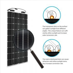 Renogy Flexible Monocrystalline Solar Panel-4