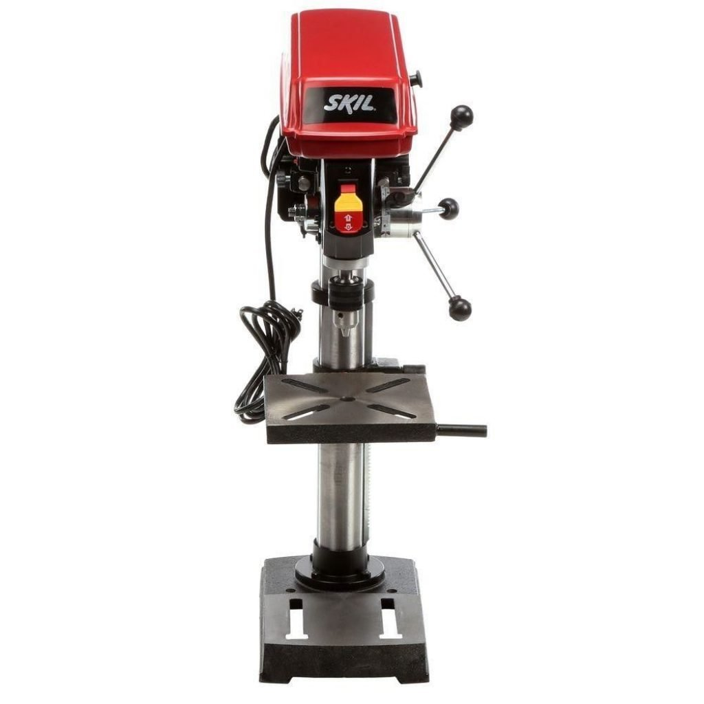 7 Best Drill Presses for Woodworking (Sept  2019) - Reviews