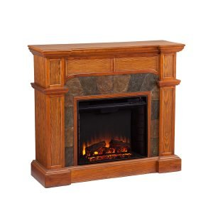 Southern Enterprises Cartwright Convertible Electric Fireplace 1 300x300 image