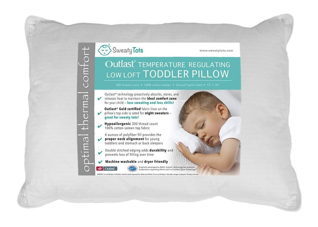 c4ff5d1ab 10 Best Toddler Pillows (May 2019) – Reviews and Buying Guide