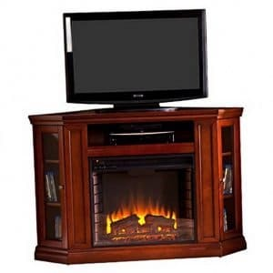 Wildon Home Electric Fireplace TV Stand 2 300x300 image