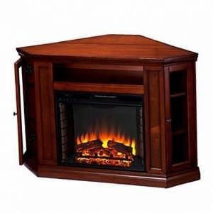 Wildon Home Electric Fireplace TV Stand 4 300x300 image