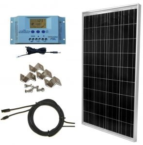 WindyNation Solar Panel-1