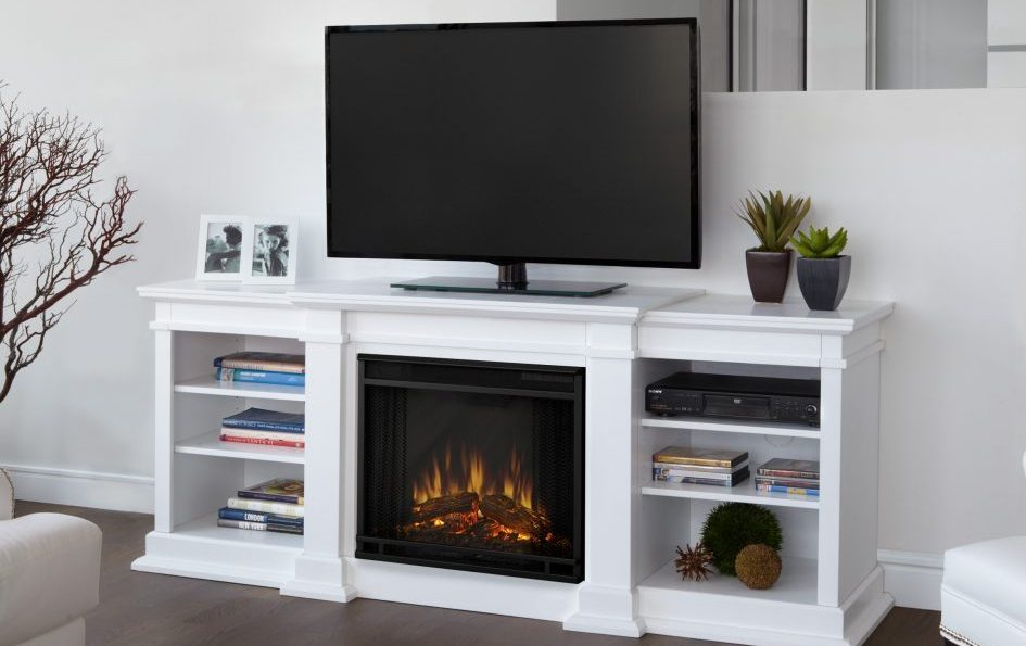 10 Best Electric Fireplace Tv Stands Mar 2021 Reviews Buying Guide