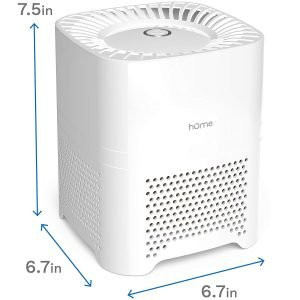 hOmeLabs 3 in 1 Ionic Air Purifier 4 300x300 image