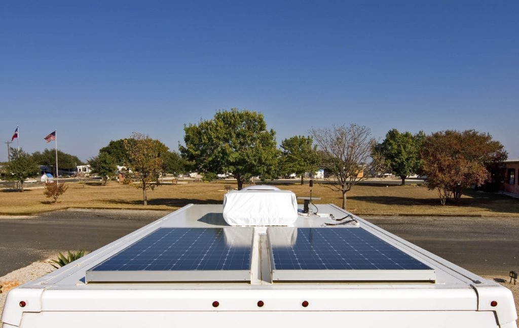 Solar Power for Your RV