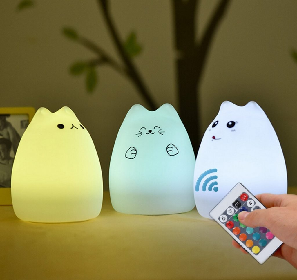 8 Soothiest Nightlights For Kids And Toddlers - Glow The Way To Dreamland