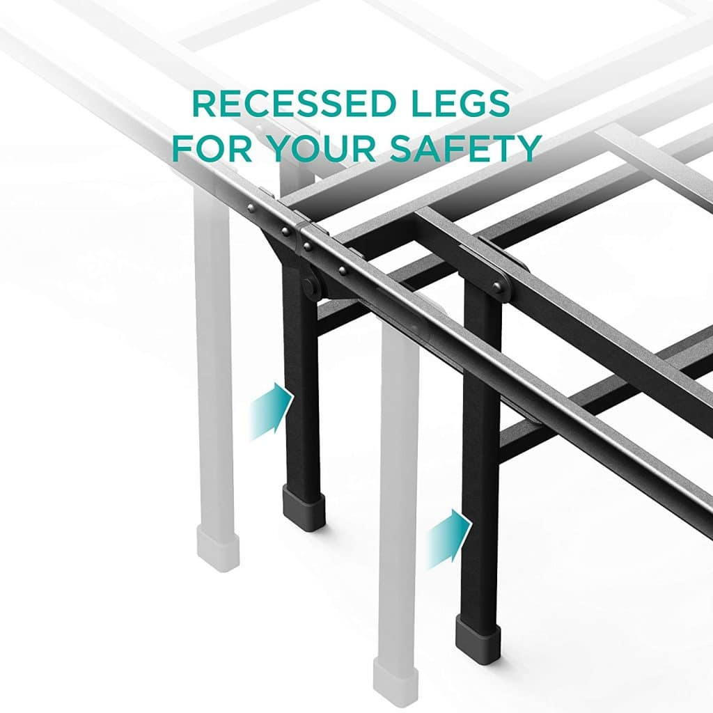 10 Best Bed Frames For Heavy Person Dec 2019 Ultimate