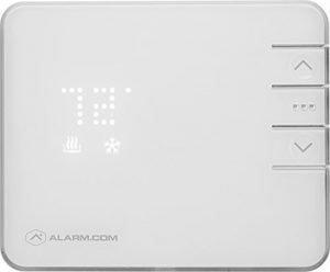 Alarm.com Smart Thermostat 1 300x248 image