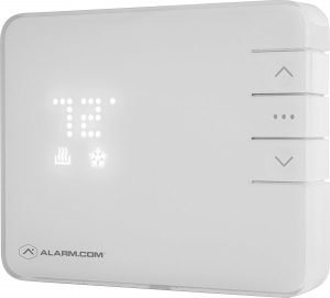 Alarm.com Smart Thermostat0 300x271 image