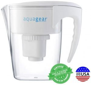 Aquagear Water Filter Pitcher-3