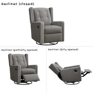 Baby Relax Mikayla Swivel Gliding Recliner 3 300x300 image
