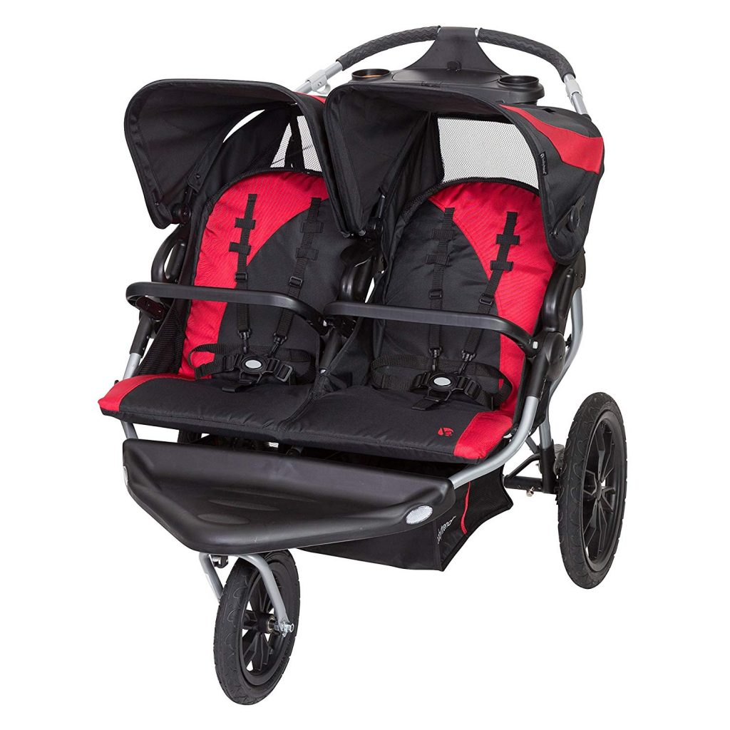 5 Best Double Jogging Strollers Aug 2019 Reviews Buying Guide