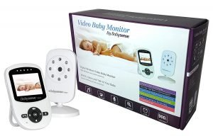 Babysense Video Baby Monitor