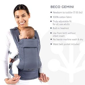 Beco Gemini Baby Carrier-3