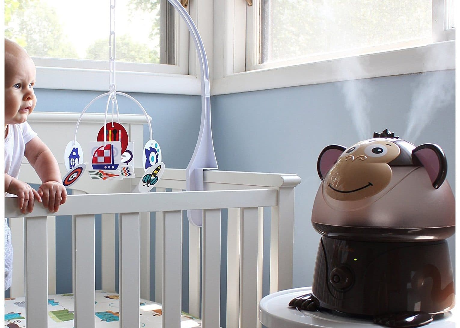 5 Safest Baby Humidifiers — Reviews and Buying Guide