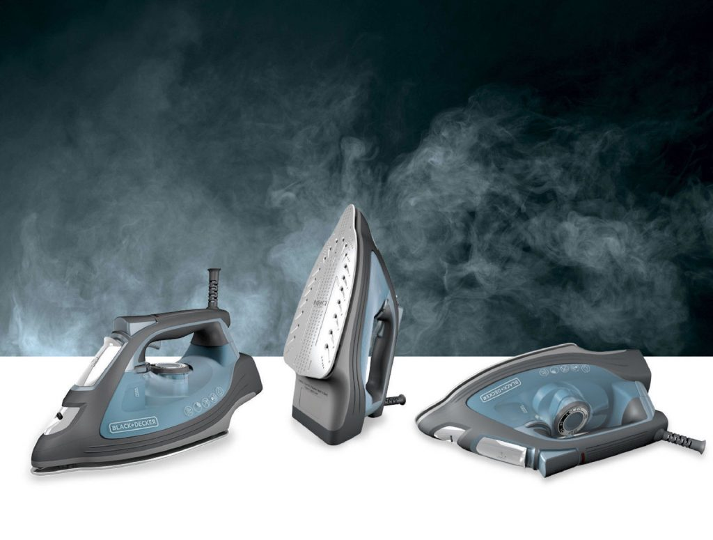 5 Best Black and Decker Irons - The Perfect Tool for Crisp and Crease-Free Clothes