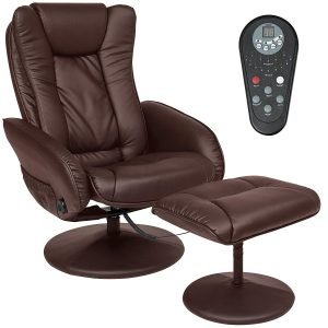 Best Choice Products PU Leather Massage Recliner 1 300x300 image