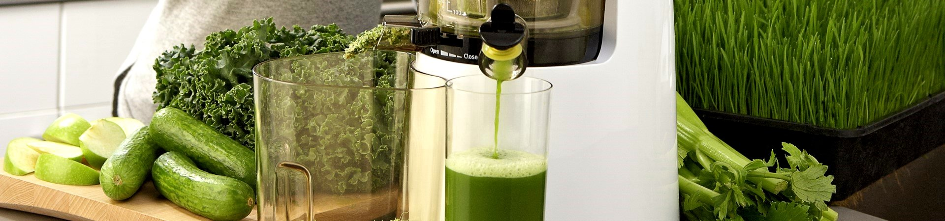 Best Juicers for Leafy Greens