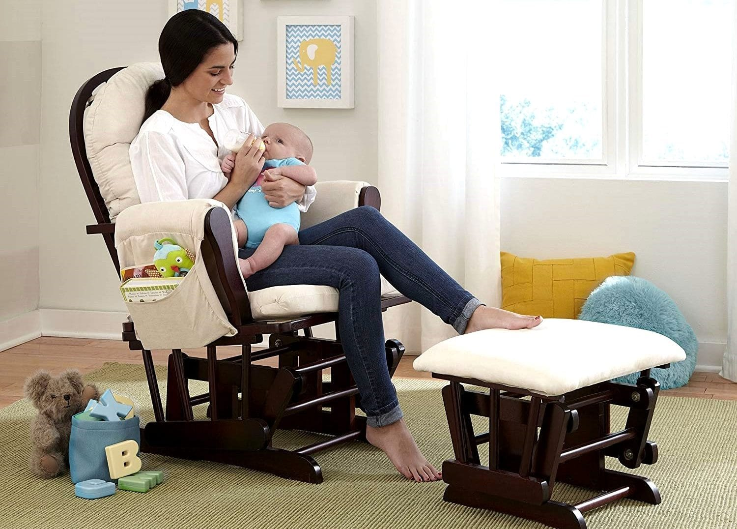 Super 7 Best Nursery Gliders Nov 2019 Reviews Buying Guide Pdpeps Interior Chair Design Pdpepsorg