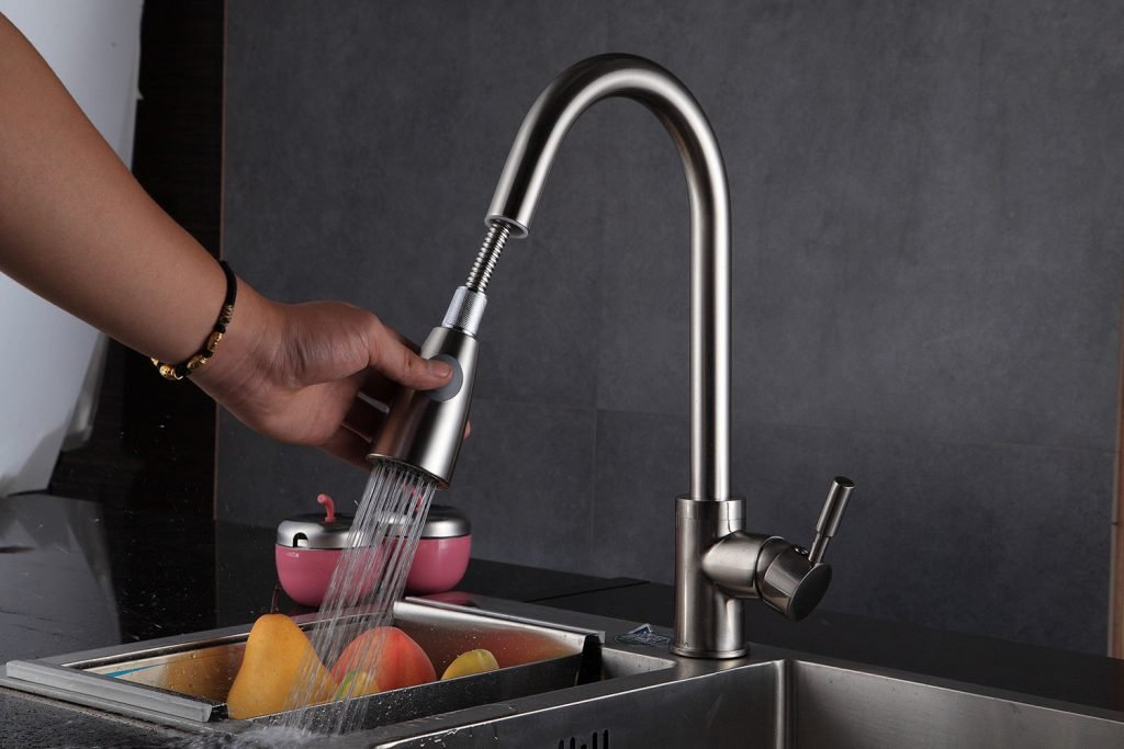 Best Pull-Out Kitchen Faucet