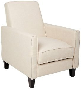 Best Selling Davis Fabric Recliner 1 273x300 image