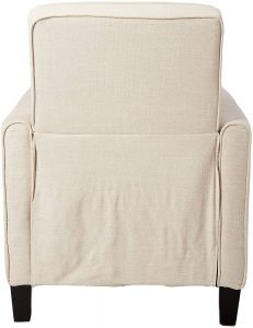 Best Selling Davis Fabric Recliner 3 231x300 image