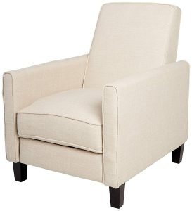 Best Selling Davis Fabric Recliner 4 273x300 image