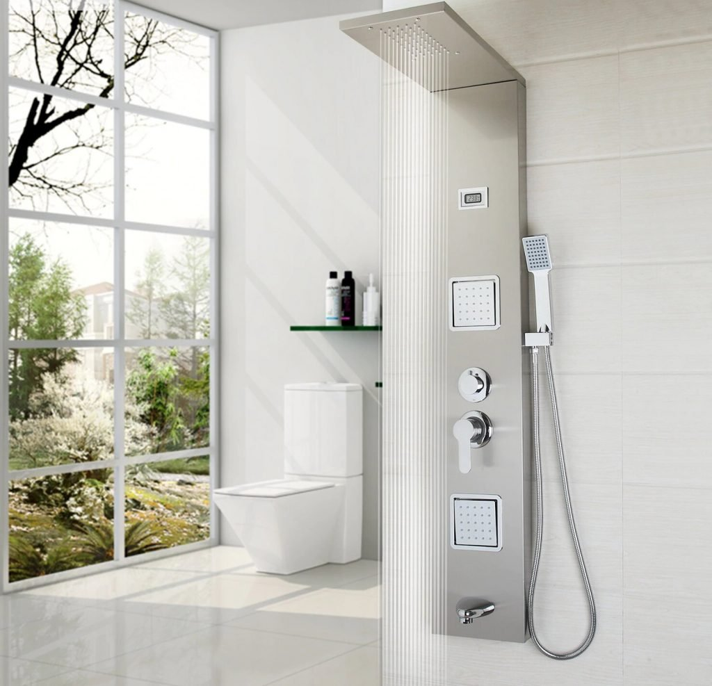 Best Smart Shower