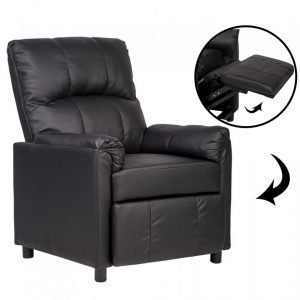 BestMassage Wingback Recliner Chair 4 300x300 image